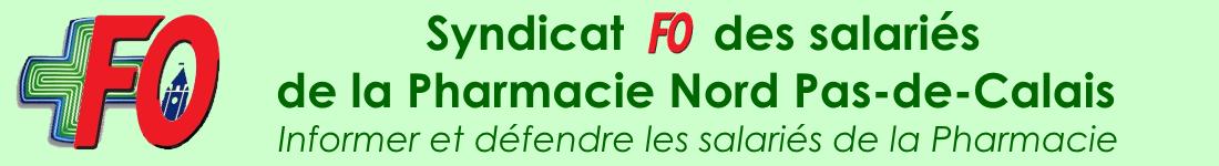 Syndicat FO Pharmacie Nord Pas-de-Calais